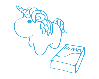 Fimo-Stifte basteln
