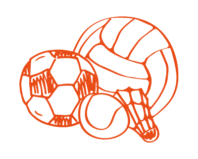 Sport, Spiel und Spaß