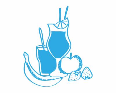Smoothies und Kindercocktails mixen